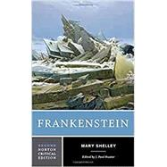 Frankenstein (Norton Critical Editions), 2nd Ed by Shelley,Mary, 9780393927931