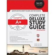Comptia A+ Complete by Docter, Quentin; Dulaney, Emmett; Skandier, Toby, 9781119137931