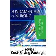 Fundamentals of Nursing - Text and Study Guide Package, 9e by Potter, Patricia A., R.N., Ph.D.; Perry, Anne Griffin, R.N.; Stockert, Patricia A., R.N., Ph.D.; Hall, Amy M., R.N., Ph.D., 9780323477932