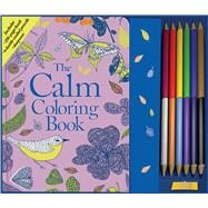 The Calm Coloring Pack by Thunder Bay Press, Editors of, 9781626867932