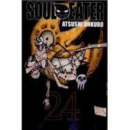 Soul Eater, Vol. 24 by Ohkubo, Atsushi, 9780316377935