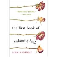 The First Book of Calamity Leek by Lichtarowicz, Paula, 9781250087935