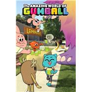 The Amazing World of Gumball 2 by Gibson, Frank; Hesse, Tyson; Ganucheau, Paulina, 9781608867936