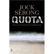 Quota by Serong, Jock, 9781922147936
