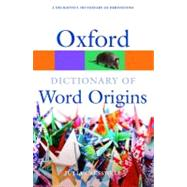 Oxford Dictionary of Word Origins by Cresswell, Julia, 9780199547937