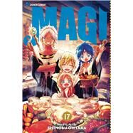 Magi: The Labyrinth of Magic, Vol. 17 by Ohtaka, Shinobu, 9781421577937
