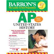 Barron's Ap United States History by Resnick, Eugene, 9781438007939
