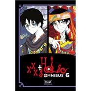 Xxxholic Omnibus 6 by CLAMP, 9781612627939