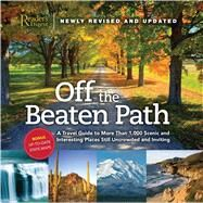 Off the Beaten Path by Reader's Digest, 9780762107940