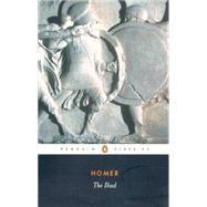 The Iliad by Homer (Author); Rieu, E. V. (Translator); Jones, Peter (Revised by), 9780140447941