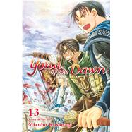 Yona of the Dawn 13 by Kusanagi, Mizuho, 9781421587943