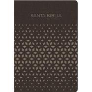 RVR 1960 Biblia para Regalos y Premios, negro/plata símil piel by Unknown, 9781433607943