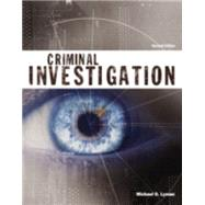 Criminal Investigation (Justice Series) by Lyman, Michael D., 9780133587944