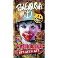 Ron English's Vandalism Starter Kit by English, Ron; Johnson, Randy, 9780867197945