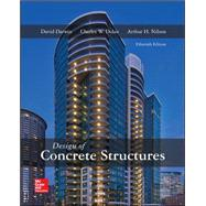 Design of Concrete Structures by Darwin, David; Dolan, Charles; Nilson, Arthur, 9780073397948