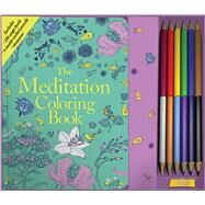 The Meditation Coloring Pack by Thunder Bay Press, Editors of, 9781626867949