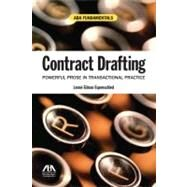 Contract Drafting by Espenscheid, Lenne Eidson, 9781604427950