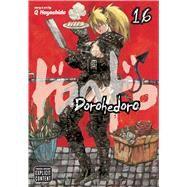 Dorohedoro 16 by Hayashida, Q., 9781421577951