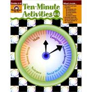Ten-minute Activities by Cheney, Martha C., 9781557997951