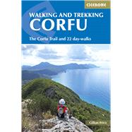 Cicerone Walking and Trekking on Corfu by Price, Gillian, 9781852847951