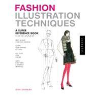 Fashion Illustration Techniques by Takamura, Zeshu, 9781592537952