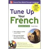 Tune Up Your French with MP3 Disc by Schorr, Natalie, 9780071627955