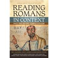 Reading Romans in Context by Blackwell, Ben C.; Goodrich, John K.; Maston, Jason; Watson, Francis, 9780310517955