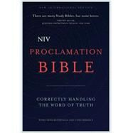 Proclamation Bible by Zondervan Publishing House, 9780310437956