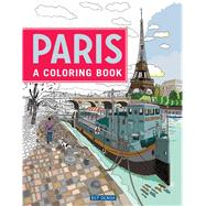 Paris: A Coloring Book by Ochoa, Isy, 9781626867956