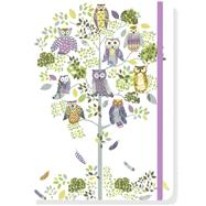 Owl Forest Journal by Peter Pauper Press, 9781441317957