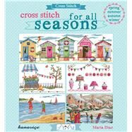 Cross Stitch for All Seasons by Diaz, Maria, 9786055647957