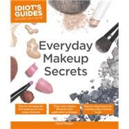 Idiot's Guide Everyday Makeup Secrets by Klingler, Daniel, 9781615647958