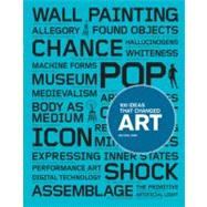 100 Ideas That Changed Art by Bird, Michael, 9781856697958
