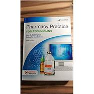 PHARMACY PRACTICE FOR TECHNICIANS by Unknown, 9780763867959