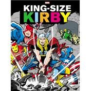 King Size Kirby (Slipcase) by Kirby, Jack; Burnstein, Martin; Simon, Joe; Lee, Stan, 9780785197959