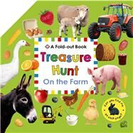 Treasure Hunt: On the Farm by Priddy, Roger, 9780312517960