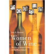 Women of Wine : The Rise of Women in the Global Wine Industry by Matasar, Ann B., 9780520267961