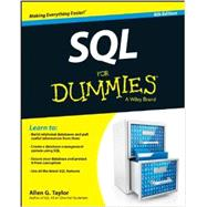 SQL for Dummies by Taylor, Allen G., 9781118607961