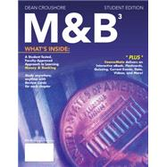 M & B, Hybrid with Economics CourseMate and eBook Printed Access Card by Croushore, 9781285167961