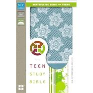 Teen Study Bible by Richards, Lawrence O.; Richards, Sue W., 9780310757962