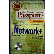 Mike Meyers� CompTIA Network+ Certification Passport, Fifth Edition (Exam N10-006) by Meyers, Mike; Weissman, Jonathan, 9780071847964