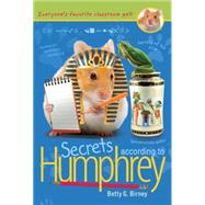 Secrets According to Humphrey by Birney, Betty G., 9780399257964