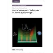 Basic Chemometric Techniques in Atomic Spectroscopy by Andrade-garda, Jose M., 9781849737968