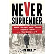 Never Surrender by Kelly, John, 9781476727974