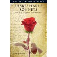 Shakespeare's Sonnets by Duncan-Jones, Katherine; Shakespeare, William, 9781408017975
