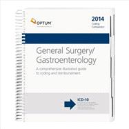 Coding Companion for General Surgery/Gastroenterology 2014 by OptumInsight, 9781601517975