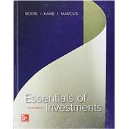 Essentials of Investments with Connect by Bodie, Zvi; Kane, Alex; Marcus, Alan, 9781259687976