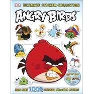 Ultimate Sticker Collection: Angry Birds by DK Publishing, 9781465427977