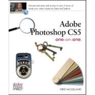 Adobe Photoshop CS5 One-on-One by McClelland, Deke, 9780596807979