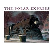The Polar Express by Van Allsburg, Chris, 9780544457980